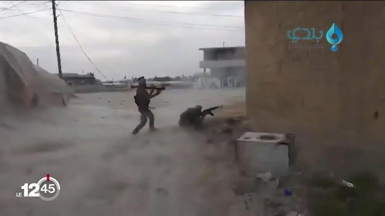 Trêve précaire en Syrie. La Turquie a donné cinq jours aux Kurdes pour se retirer de la zone de sécurité. [RTS]