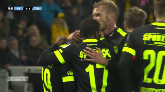 Super League: Young Boys - NE Xamax (4-1), grand format [RTS]