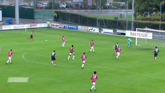 Challenge League: FC Stade-Lausanne-Ouchy - Wil (0-3) [RTS]