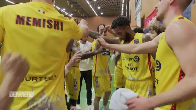 Swiss Basket League: Union NE - Pully-Lausanne (84-57) [RTS]