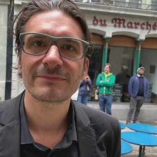 Interview Gerhard Andrey, candidat Verts fribourgeois aux Etats et au National [RTS]