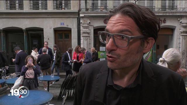 À Fribourg, la physionomie politique a changé de manière marquée, notamment avec la défaite de l'UDC Jean-François Rime. [RTS]