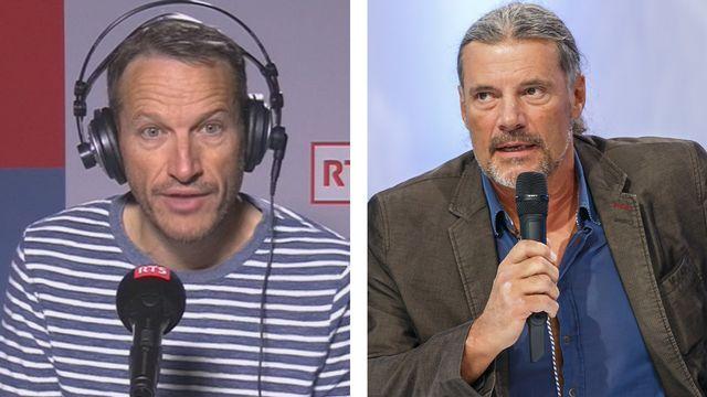 Christophe Clivaz et d'Oskar Freysinger.