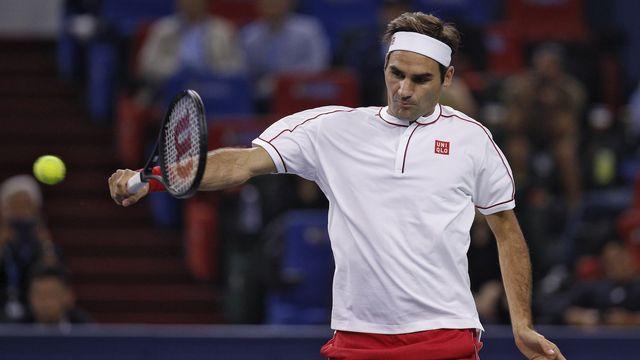 Federer vise un 10e trophée sur ses terres. [Andy Wong - Keystone]