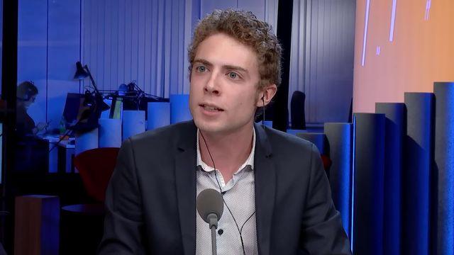 Résultats du sondage Sotomo sur la participation aux élections fédérales: interview de Jonas Follonier [RTS]