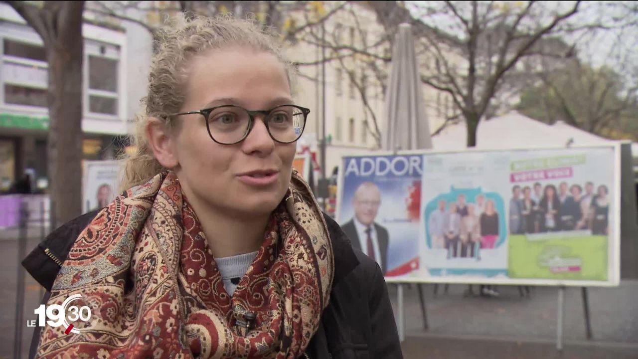De la rue aux urnes. Ils sont jeunes, engagés et ils ont voté pour le changement. [RTS]