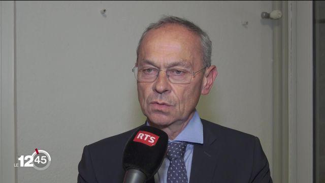 Vaud: Olivier Français obtient un soutien fragile de l'UDC pour le second tour aux Etats. [RTS]