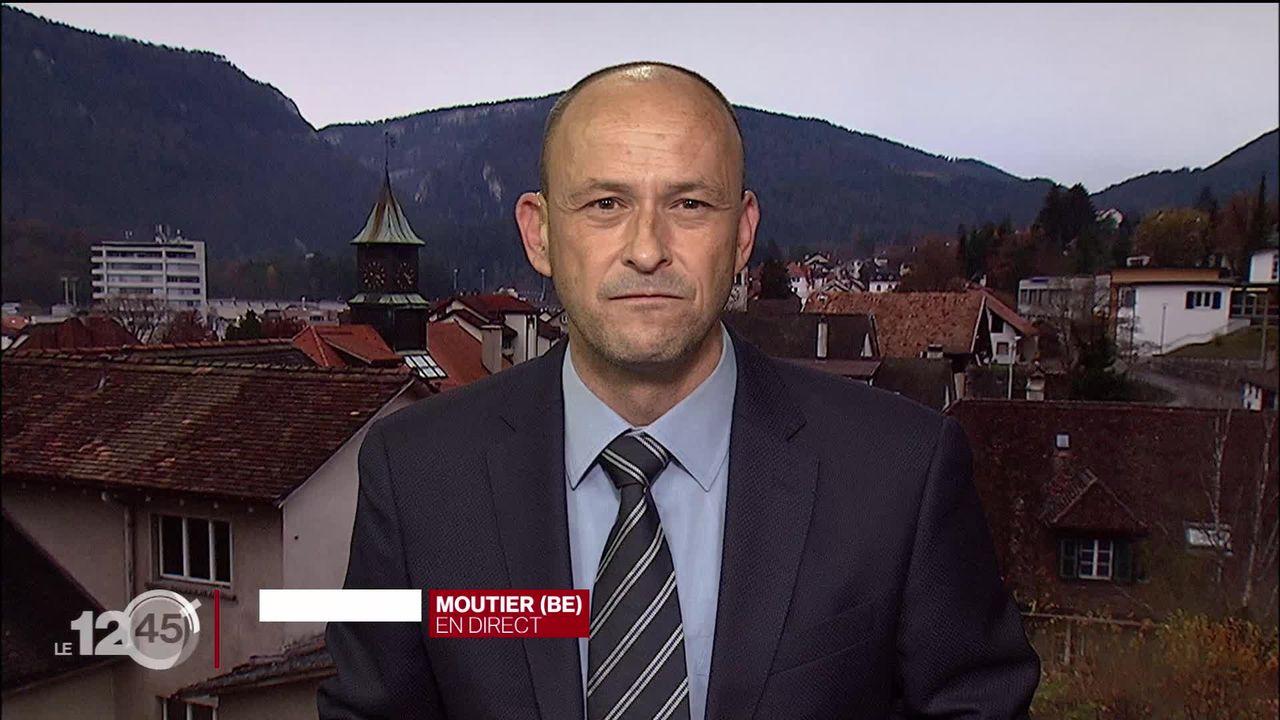 Second tour Conseil des Etats du canton de Berne, éclairages Olivier Kurth [RTS]
