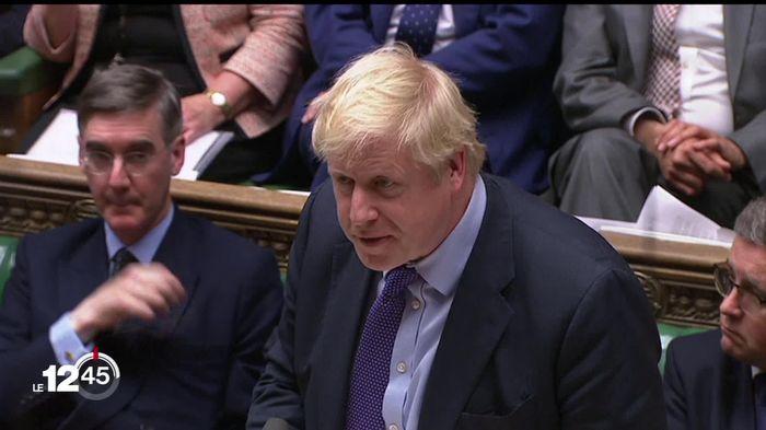 Calendrier Brexit.Le Calendrier De Boris Johnson Rejete L Ue Planche Sur Un