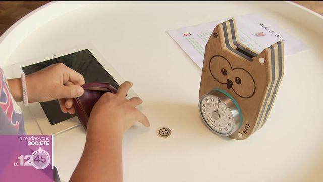 Bizzy est un minuteur pour aider les jeunes à gérer leur temps devant les écrans. [RTS]