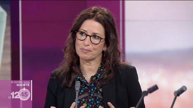 La suite de l'interview d'Ayala Borghini, psychothérapeute spécialiste de l'attachement [RTS]