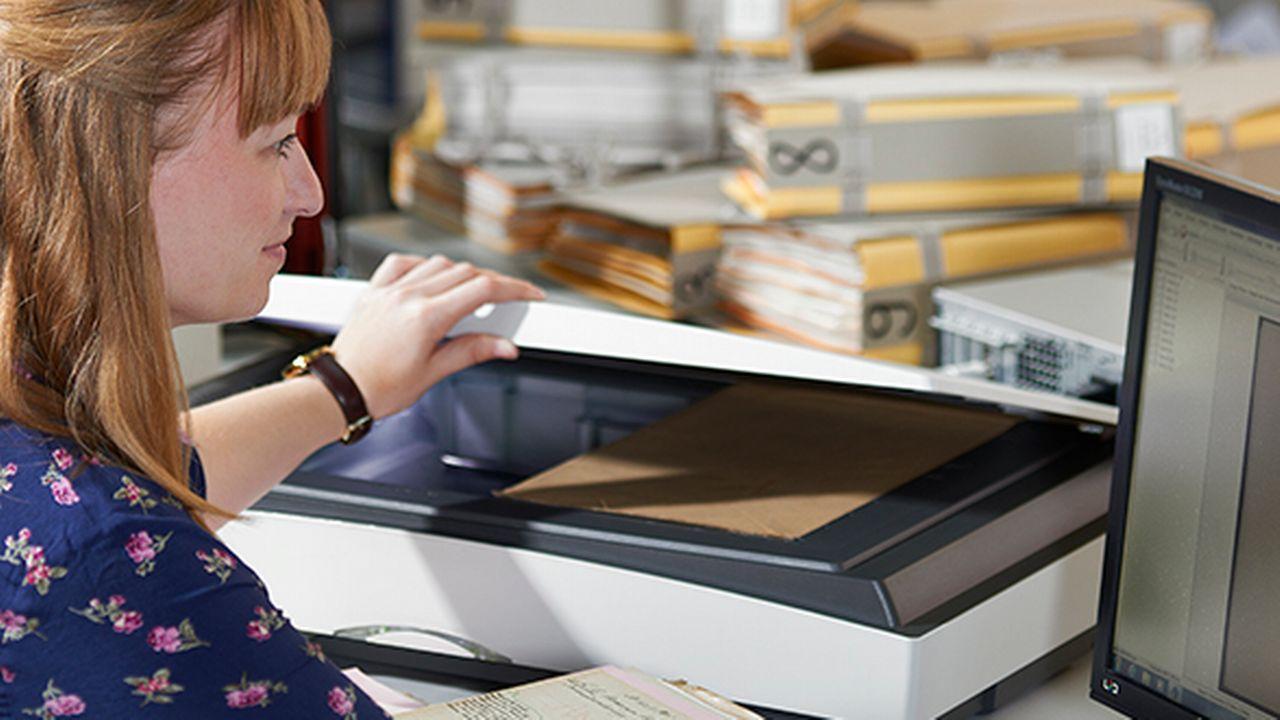 La numérisation des archives est victime de son succès. [Archives fédérales suisses - admin.ch]