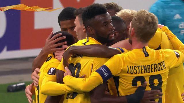 3ème journée, Young Boys - Feyenoord (2-0): les deux buts de la rencontre [RTS]