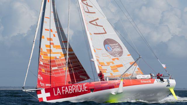 Un top-10, c'est l'objectif pour le tandem Roura-Audigane [Nicolas Pehe - AFP]