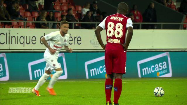 Super League, 12e journée: Sion – Genève (1-1) [RTS]