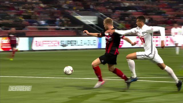 Super League, 12e journée: Neuchatel – Lucerne (2-0) [RTS]