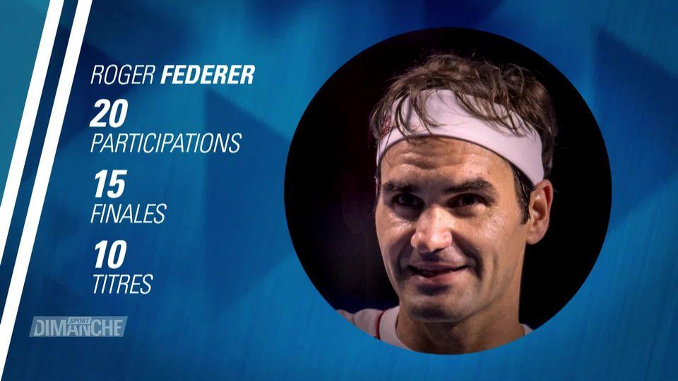 Tennis: encore un sacre pour Federer [RTS]