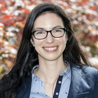 Céline Vara, vice-présidente Les Verts suisses. [PETER SCHNEIDER - KEYSTONE]