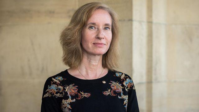 Véronique Kanel, porte-parole de Suisse Tourisme. [DR]