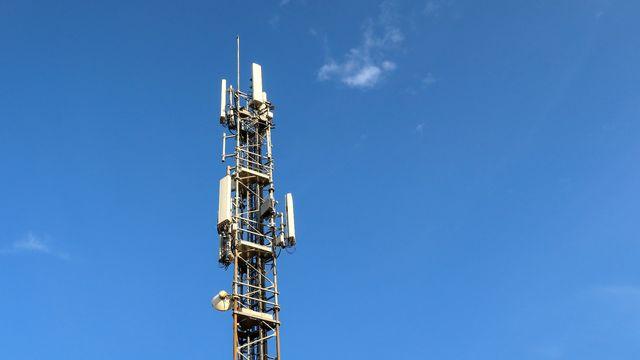 Une antenne de téléphonie (image d'illustration). [Nicolas Guyonnet / Hans Lucas - afp]