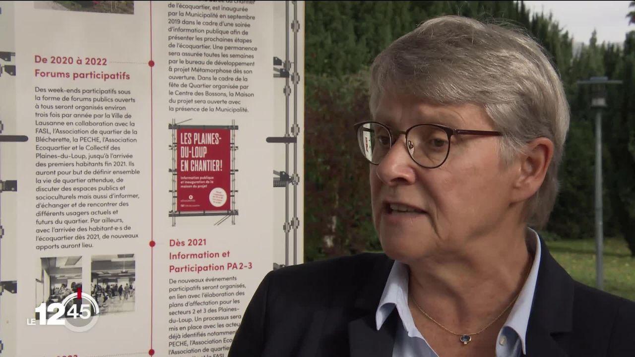 Logement: le canton de Vaud veut encourager les coopératives [RTS]