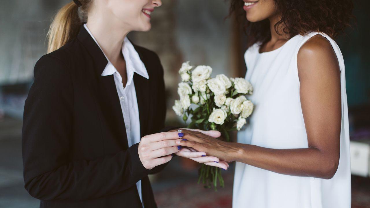 Le mariage pour tous chez les réformés suisses. [Garetsworkshop - Depositphotos]
