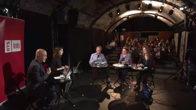 Le débat - Second tour pour l'élection vaudoise au Conseil des Etats [RTS]