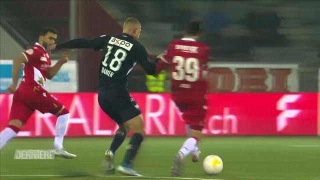 Super League, 13e journée: Thoune – Zurich (0-1) [RTS]