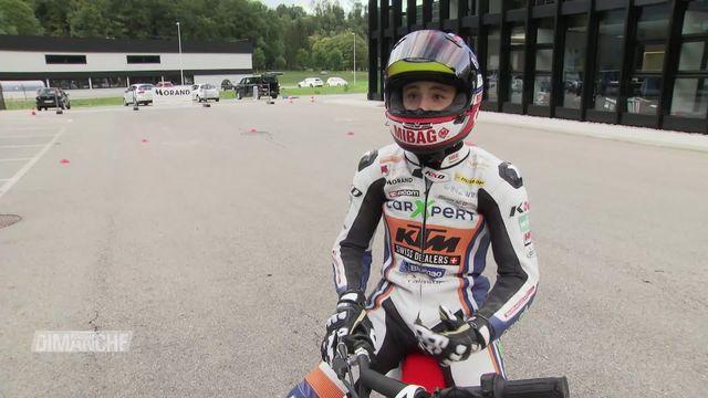 Moto3: portrait de Jason Dupasquier [RTS]
