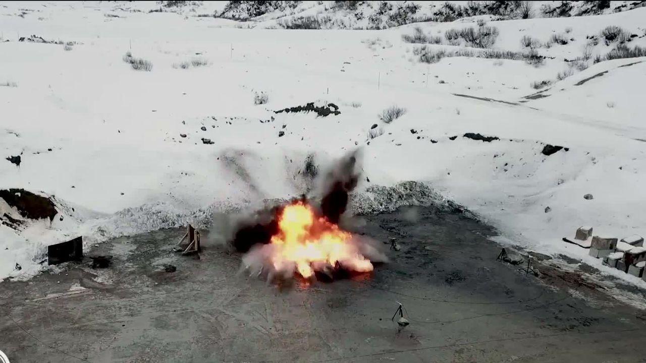 Mitholz (BE): pour vider un dépôt de munitions enseveli sous la montagne, 800 villageois devront être évacués [RTS]