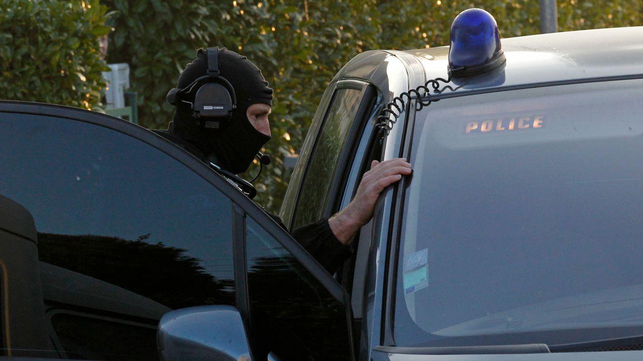 Ce sont notamment des policiers de l'unité spécialisée du RAID qui sont intervenus (image d'illustration). [Stéphane Mahé - Reuters]