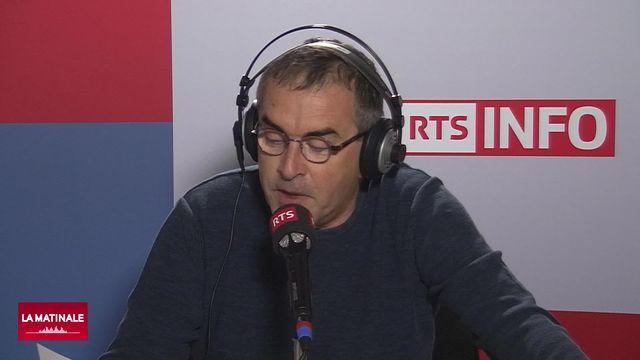 Signature de Gaël Klein - La mort, ça doit rapporter [RTS]