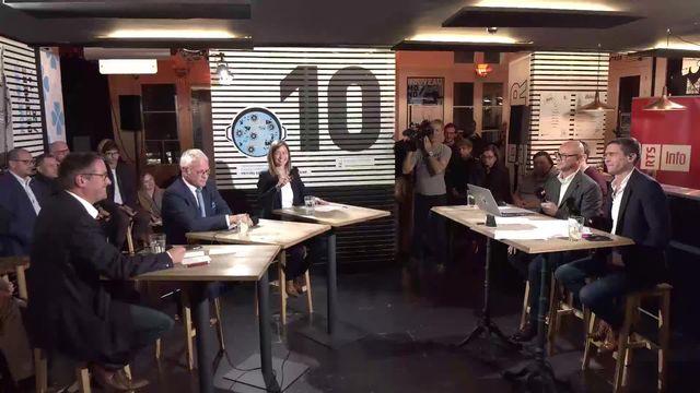 Le débat - Second tour pour l'élection fribourgeoise au Conseil des Etats [RTS]