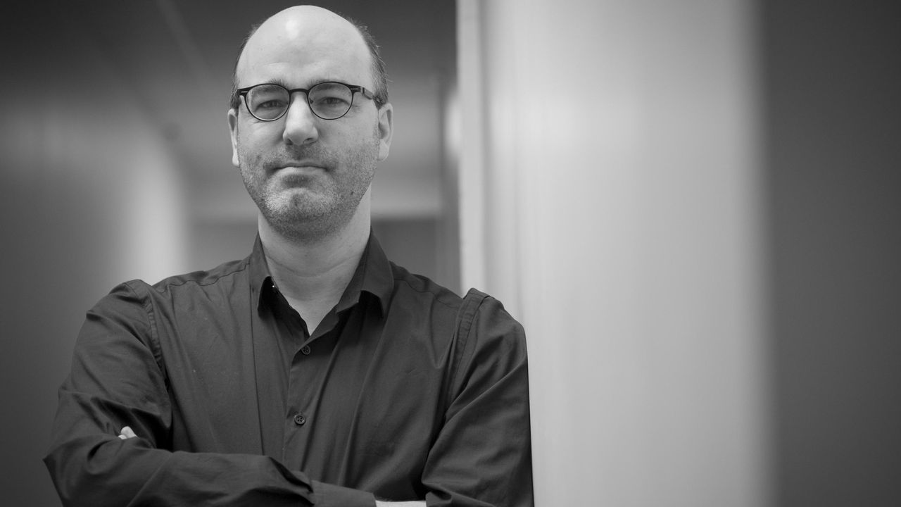 Alain Deneault, philosophe québécois [Yves Renaud - Yves Renaud 2016]