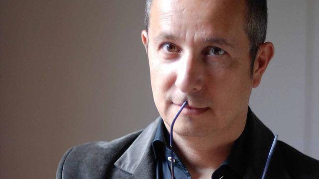 Portrait de l'historien Nicolas Offenstadt en 2010. [DRFP/Leemage  - AFP]
