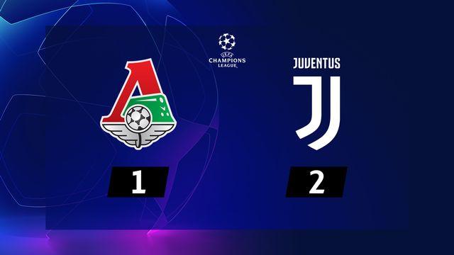 UCL Loko Juventus