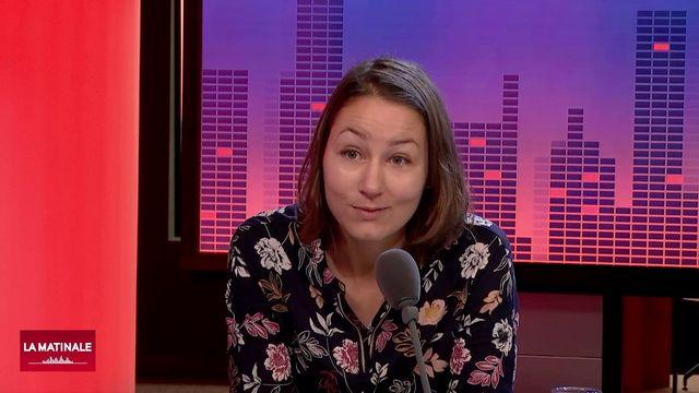 Sarah Koller, écopsychologue. [RTS]