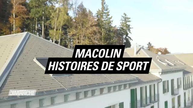 Le Mag: Macolin, histoires de sport [RTS]