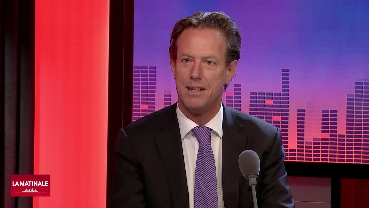 L'invité de La Matinale (vidéo) - Christian Lüscher, vice-président du PLR [RTS]