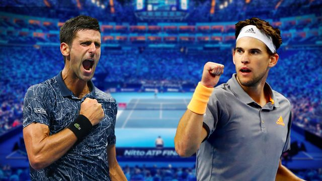 ATP World Tour Finals 2019: Djokovic - Thiem [Keystone]