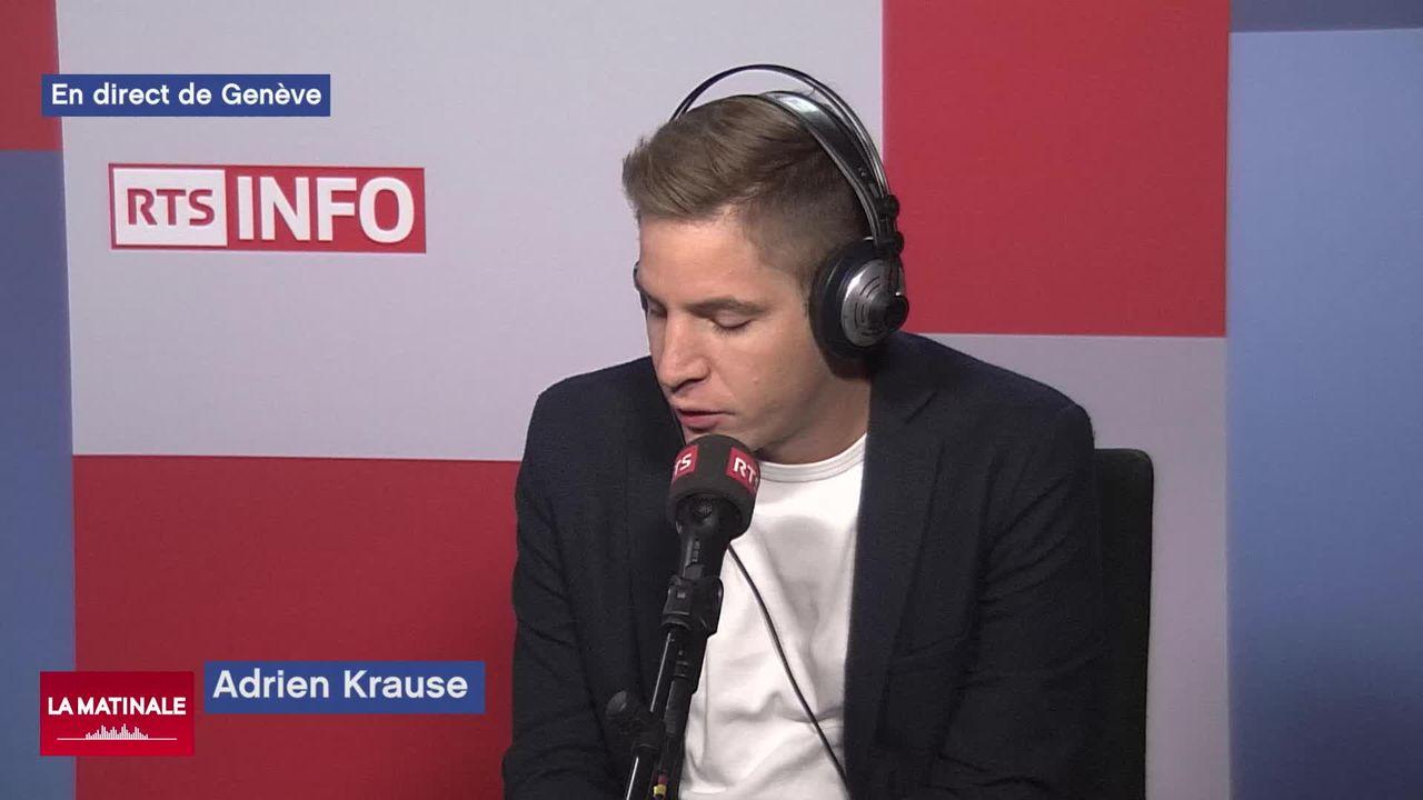 Ces élus qui ne veulent pas aller à Berne, un déni de démocratie? (vidéo) [RTS]