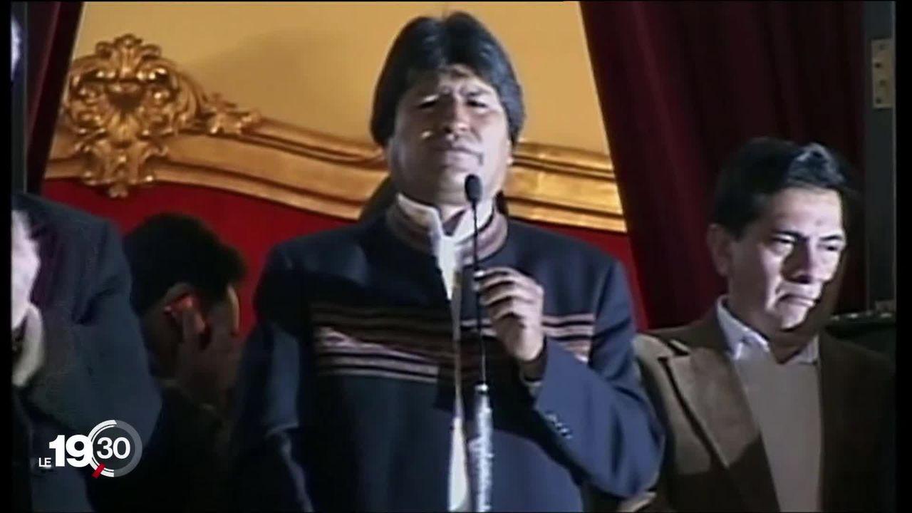 L'ex-président bolivien Evo Morales serait arrivé au Mexique. Retour sur les épisodes qui ont mené à sa chute [RTS]