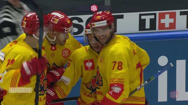 Hockey Ligue des champions, 1-8-Finals: Augsbourg (DE) - HC Bienne (SUI) (2-2) [RTS]