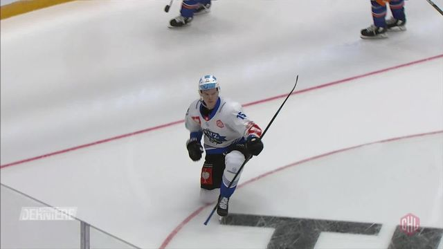 Hockey Ligue des champions, 1-8-Finals: TAPPARA (FIN) - ZOUG (SUI) (3-3) [RTS]
