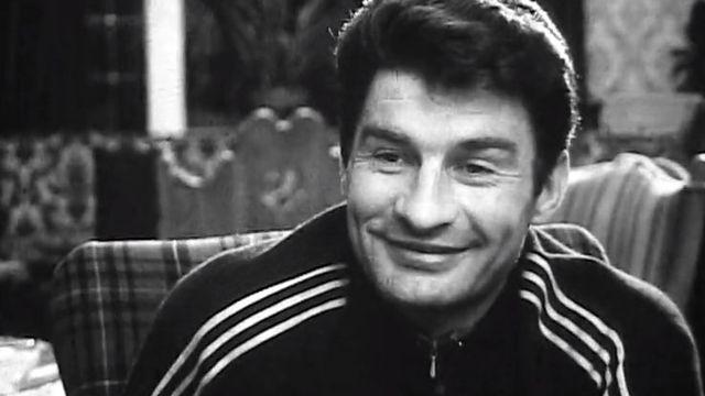Le cycliste français Raymond Poulidor en 1972. [RTS]