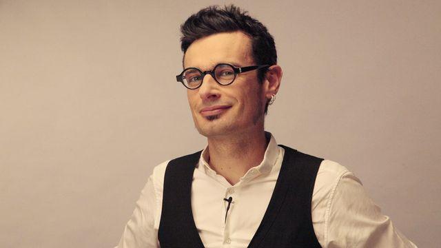 L'écrivain et journaliste Julien Le Bot. [DR]