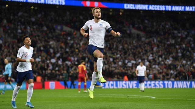 Qualifs Euro 2020: l'Angleterre régale pour sa 1000e, le Kosovo déchante