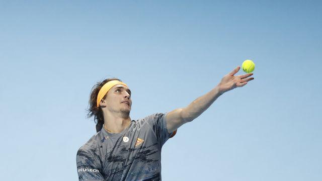 Masters ATP: Alexander Zverev s'impose et sort Nadal du tournoi