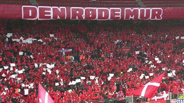 Gr.D, Danemark - Gibraltar (6-0): le résumé du match [RTS]