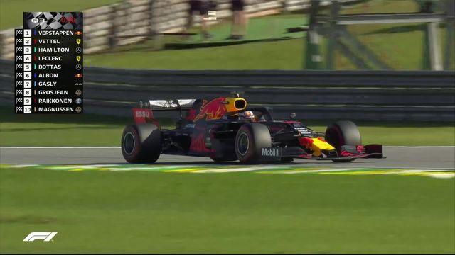 GP du Brésil, (#20) Q3: Verstappen (NED) 1er devant Vettel (GER) et Hamilton (GBR) [RTS]